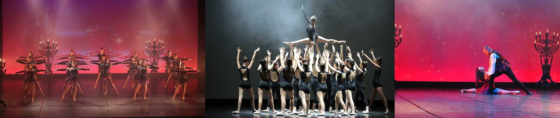 Danza Moderna e Contemporana
